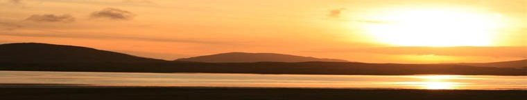 Uist Sunset.